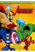 Avengers: Earth's Mightiest Heroes, Vol. 1