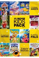 10 Movie Kids Pack, Vol. 4