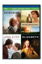 Atonement/Pride and Prejudice/Jane Eyre/Elizabeth