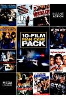 10-Movie Man Cave Pack: Mega Laughs/Insane Action