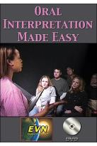 Oral Interpretation Made Easy