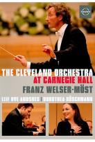 Cleveland Orch At Carnegie Hall