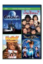 Casper/The Little Rascals/Harry and the Hendersons/Nanny McPhee