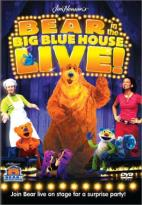 Bear In The Big Blue House Live!