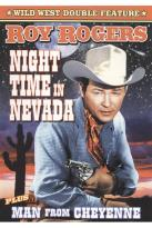 Night Time in Nevada/Man from Cheyenne