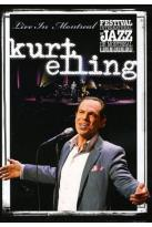 Kurt Elling: Live in Montreal