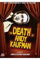 Death of Andy Kaufman