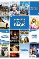 10 Movie Family Pack