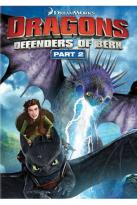 Dragons: Defenders of Berk, Part 2