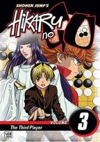 Hikaru No Go - Vol. 3: The Third Player