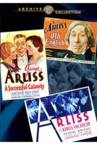 George Arliss Collection: Old English/A Successful Calamity/The King's Vacation