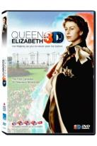 Queen Elizabeth in 3D
