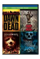 Dawn of the Dead/Land of the Dead/Halloween II/The People Under the Stairs
