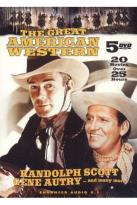 Great American Western: Randolph Scott/Gene Autry