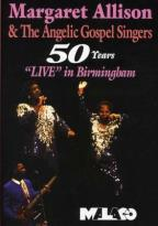 Margaret Allison - 50 Years: Live In Birmingham