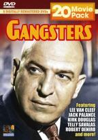 Gangsters - 20 Movie Pack