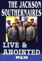 Jackson Southernaires, The - Live & Anointed