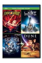 Flash Gordon/The Last Starfighter/Battlestar Galactica/Dune