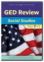 Ged Review:Social Studies