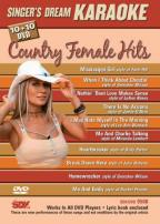 Singer's Dream Karaoke: Country Female Hits