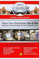 RV Education 101 - Drive Your Motorhome Like a Pro