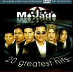 Mojado - 20 Greatest Hits Vol.2: CD/DVD