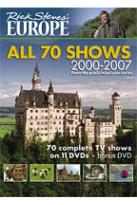 Rick Steves: Europe - All 70 Shows