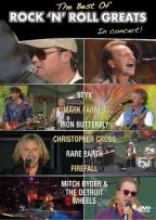 Rock N Roll Greats In Concert