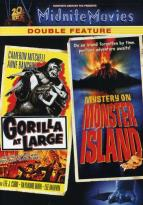 Midnite Movies Double Feature - Gorilla at Large/Mystery at Monster Island