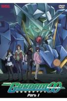 Mobile Suit Gundam 00 - Season 1 PT. 1