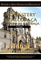 Global Treasures - Monastery Of Alcobaca Mosteiro De Alcobaca Portugal