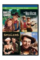 Rooster Cogburn/The War Wagon/The Spoilers/Shepherd of the Hills