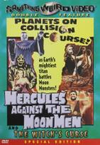 Hercules Against The Moon Men/The Witch's Curse - Double Feature