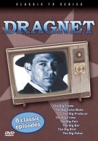 Dragnet - 8 Classic Episodes: Vol. 3