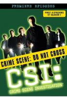 CSI: Crime Scene Investigation - The Premiere Episodes
