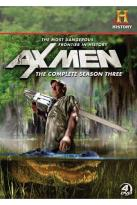 Ax Men - The Complete Season Three