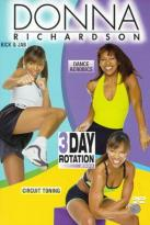Donna Richardson - 3 Day Rotation 2000