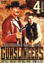 Gunslingers - 4 Movie Set