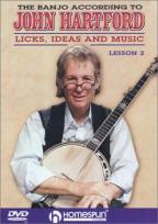 Banjo According to John Hartford - Vol. 2