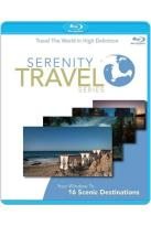 Serenity Travel Series Volume 1