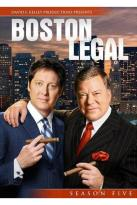 Boston Legal - The Complete Fifth Season