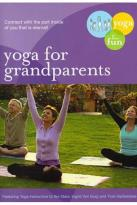 Yoga For Grandparents: Fun Gentle Practices