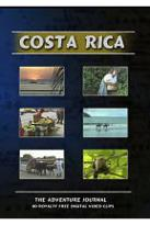 Costa Rica Royalty Free Stock Footage
