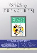 Walt Disney Treasures - Mickey Mouse in Living Color : Volume Two (1939-Today)