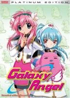 Galaxy Angel - Vol. 3: Stranded Without Dessert