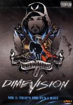 Dimebag Darrell - Dimevision 1: That's The Fun I Have