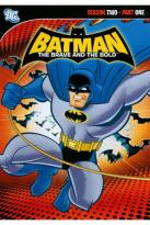 Batman: The Brave And The Bold - Second Season: Part One