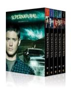 Supernatural - The Complete Seasons 1-5