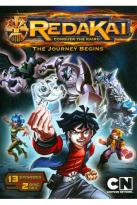 Redakai: Conquer the Kairu, Vol. 1: The Journey Begins
