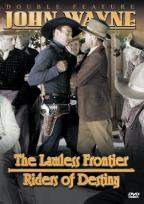 John Wayne - Double Feature: The Lawless Frontier/Riders of Destiny